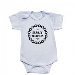 Body s krátkym rukávom - malý biker