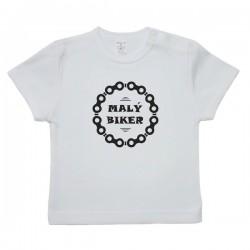 Tričko s krátkym rukávom - malý biker