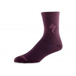 Ponožky SPECIALIZED SOFT AIR berry/lilac